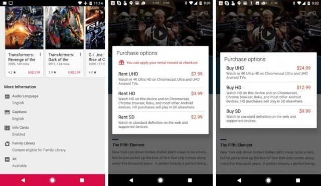 0B5CUt KUpXFUWkE2ZzNFWkdwVFE Google Play Filmes agora conta com conteúdos em 4K image