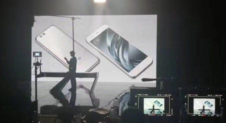 Xiaomi Mi 6 em fotos mostra ecrã curvo e scanner de Iris image