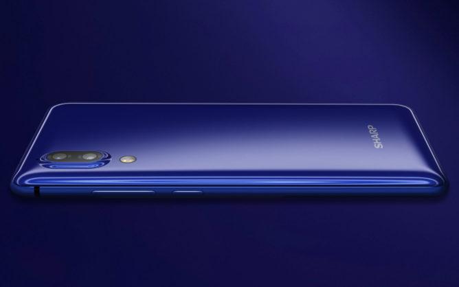 Sharp anuncia o Aquos S2 com um design quase sem bezels 4