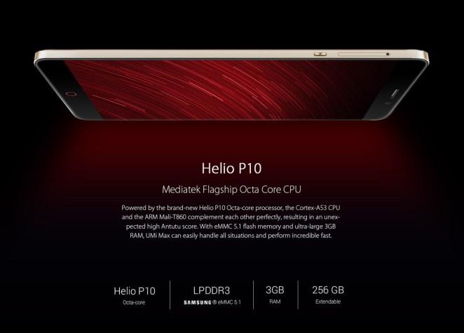 , [Deal Alert] Umi Max ecrã de 5.5 polegadas e poder de fogo a um preço interessante, CA Notícias, CA Notícias