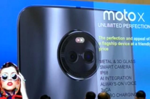 Vídeo da apresentação do Moto X (2017) mostra equipamento com dupla câmara, certificação IP68 e mais 1