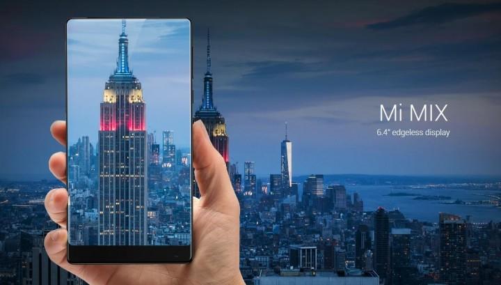 Xiaomi Mi Mix estará dísponivel em mercados fora da China em breve 2