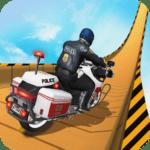 Police Bike Mega Ramp Impossible Bike Stunt Games 1.5 APK MOD Unlimited Money