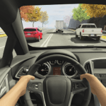Racing in Car 2 1.3 APK MOD Unlimited Money