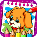 Coloring Learn Animals – Kids Games 1.14 APK MOD Unlimited Money
