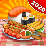 Cooking Max – Mad Chefs Restaurant Games 1.5 APK MOD Unlimited Money