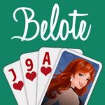 Belote Multiplayer 2.11.7 APK MOD Unlimited Money