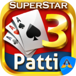 Teen Patti Superstar – 3 Patti Online Poker Gold 40.5 APK MOD Unlimited Money