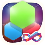 Hex FRVR – Drag the Block in the Hexagonal Puzzle 3.15.5 APK MOD Unlimited Money
