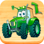 Car Puzzles for Toddlers APK MOD Unlimited Money