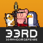 33RD Random Defense 2.0.4 APK MOD Unlimited Money