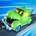 Car Eats Car 3D Racing Arena 1.0 APK MOD Unlimited Money
