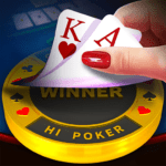 Hi Poker 3DTexas Holdem 1.81 APK MOD Unlimited Money