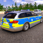 Spooky Stunt Crazy Police Parking 2020 0.1 APK MOD Unlimited Money