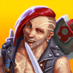 Wasteland Punk Post Apocalypse RPG Survival Game 0.17.6.3 APK MOD Unlimited Money