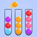 BallPuz Ball Color Sorting Puzzle Games 1.811 APK MOD Unlimited Money