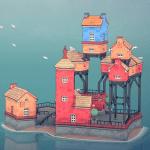 Building TownScaper 2.1.1 APK MOD Unlimited Money