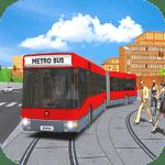 Metro Euro Bus Game 3DCity Bus Drive Simulator 22 1.0.7 APK MOD Unlimited Money