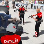 Police Mega Jobs City 1.5 APK MOD Unlimited Money