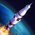 Rocket Simulator Flight 3D Earth spaceship 1.1.1 APK MOD Unlimited Money