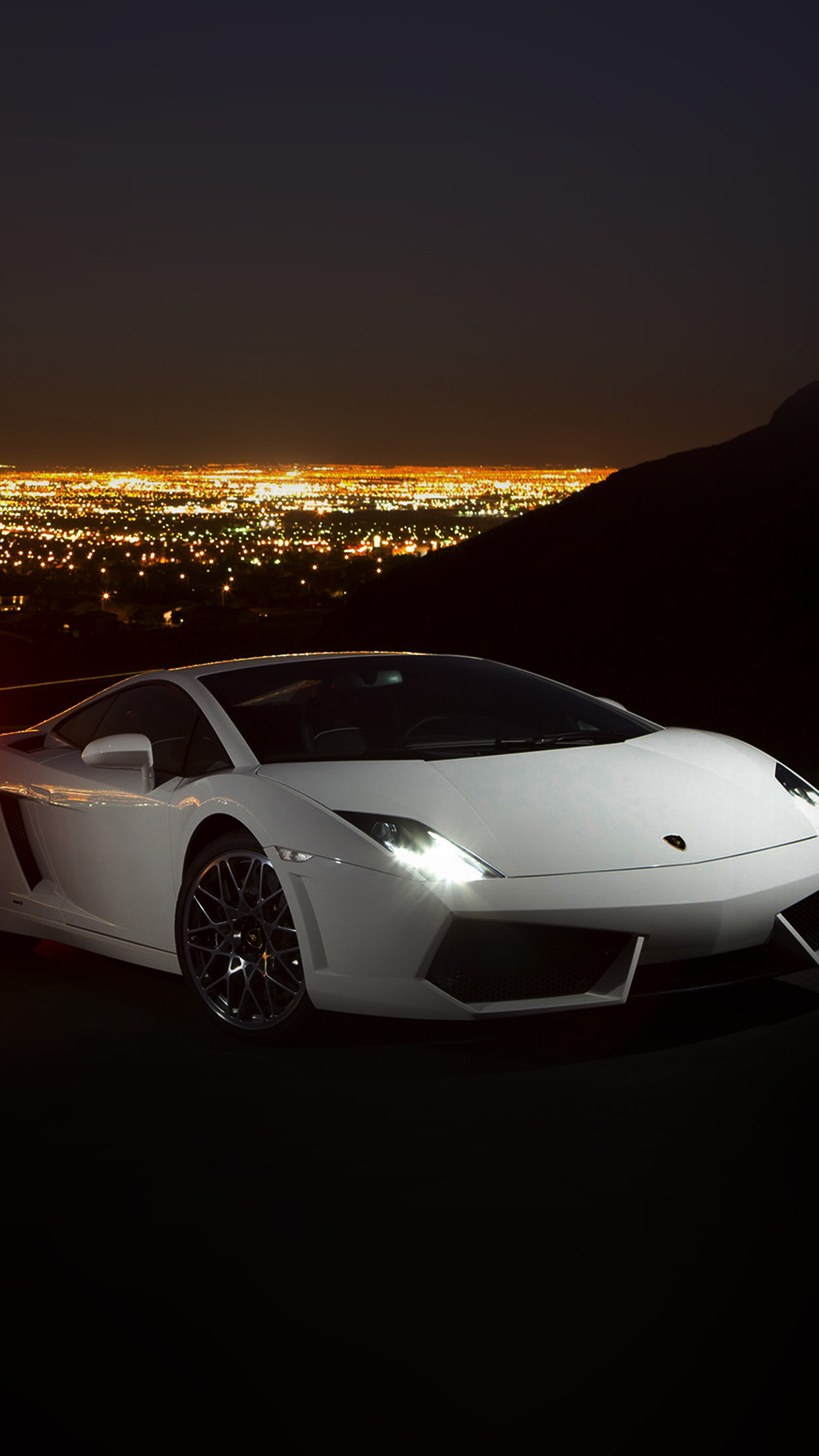 We may earn a commissio. Car Lamborghini Art Dark Night Drive Android Wallpaper Android Hd Wallpapers