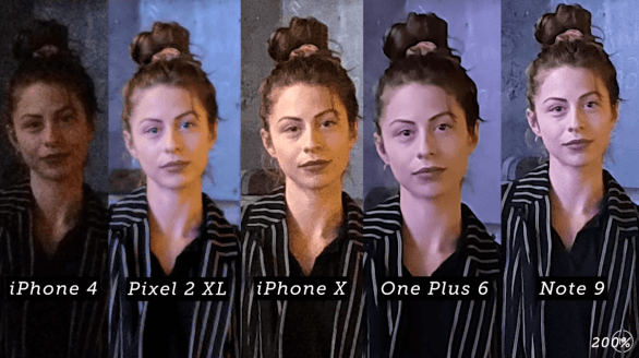 sum1 Smartphones  Galaxy Note 2 vs 9 Pixel X XL vs iPhone 6 vs OnePlus: how to determine the best camera