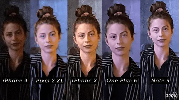 sum1 Smartphones  Galaxy Note 2 vs 9 Pixel X XL vs iPhone 6 vs OnePlus: how to determine the best camera