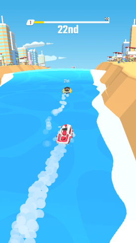 Flippy-Race-3 Android Games Gaming  Flippy Race-fiery greetings from GTA: Vice City