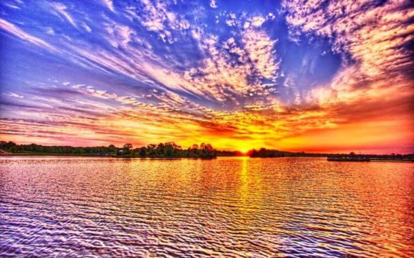 Как на Android сделать красивое небо на фото ...