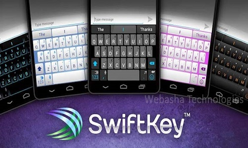 Swiftkey Android Keyboard App