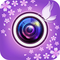 Download software front-facing camera YouCam Perfect - Selfie Cam v5.8.1 Android - mobile trailer
