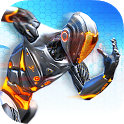 Play Robot runner RunBot v2.8.2 Android - mobile mode version
