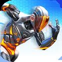 Play Robot runner RunBot v2.8.2 Android - mobile mode version