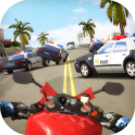 Play motorcyclist highway Highway Traffic Rider v1.6.5 Android - mobile mode version + trailer