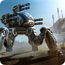 Giant robot combat game Walking War Robots v1.7.1 Android - mobile data + trailer