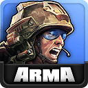Download the game Charming Arma Mobile Ops v1.1.2 Android - mobile trailer