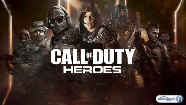 Download Call of Duty: Heroes game Call of Duty: The Heroes of Android