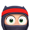Download Clumsy Ninja v1.27.0 awkward game Ninja Android - mobile data + mode
