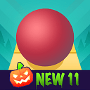 Play Sky Rolling Rolling Sky v1.3.0.2 Android - mobile mode version