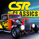 Play driving a classic car CSR Classics v2.0.0 Android - mobile data + mode