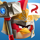 Play Battle Angry Birds Angry Birds Epic v1.5.4 Android - mobile data + mode