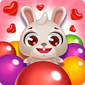 Download Bunny Pop 1.2.11 Bunny Fun Android + Fashion game