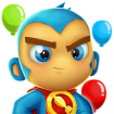 Download Bloons Supermonkey 2 v1.6.0 Game Description Balloons & Monkey Hero 2 Android + Mod