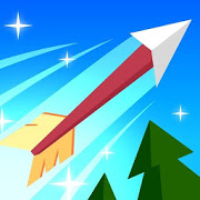 Download Flying Arrow 2.3.8 - Competitive arcade game