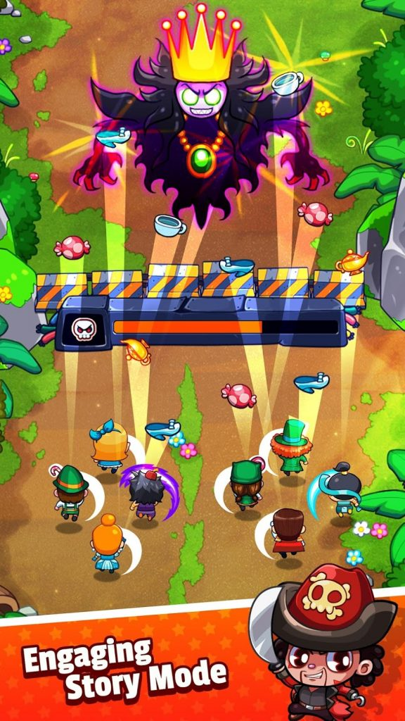 Download Smashy Duo 3.1.1 - Android game arcade combat twin