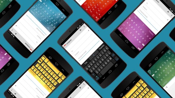 5 keyboard apps for Android you should be using