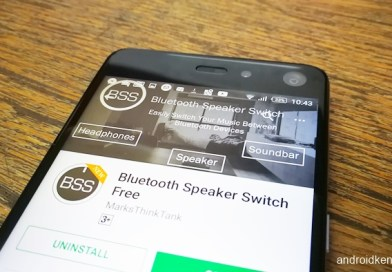 Bluetooth Speaker Switch lets you easily do what its name says it does