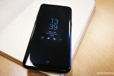 Galaxy S8 Always In Display