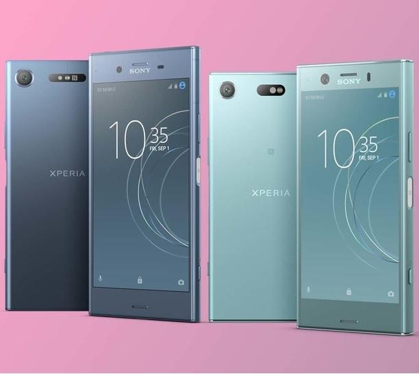 Sony Xperia XZ1 and Xperia XZ1 Compact