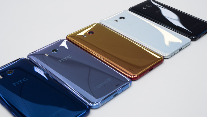 Android 8.0 Oreo HTC U11